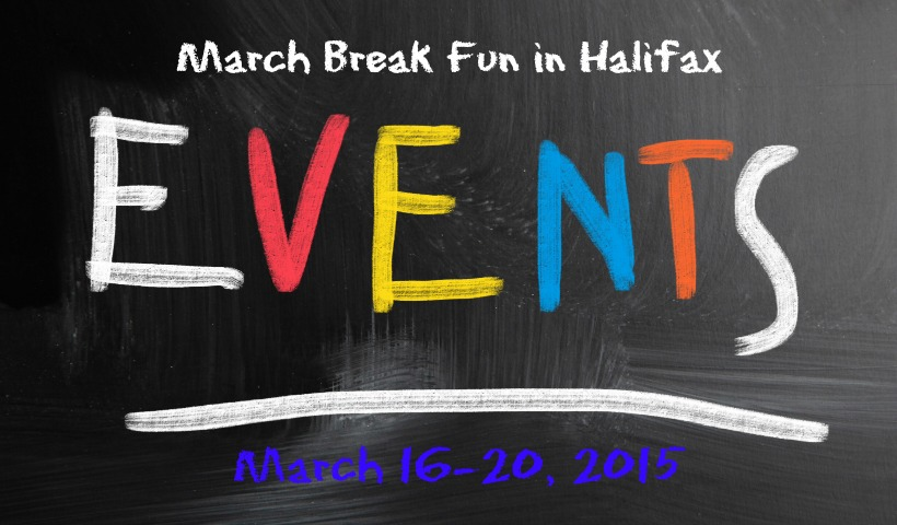 March Break in Halifax – 2015